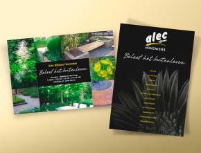 Folder Alec Bijlsma